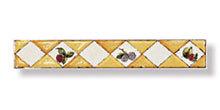listelo fragola 3×20 — бордюр
