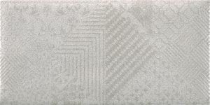 Nordic-Dec Gris 12.5*25 — плитка настенная