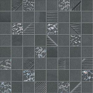 Mosaico Cromat-One Carbon 30*30 — мозаика