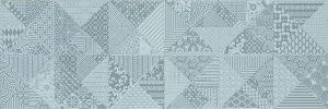Nordic-Dec Azul 25*75 — плитка настенная