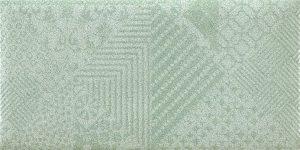 Nordic-Dec Verde 12.5*25 — плитка настенная