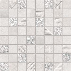 Mosaico Cromat-One White 30*30 — мозаика