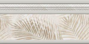 Zocalo Marte Ivory 15*30 — цокольный бордюр