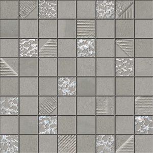 Mosaico Cromat-One Grey 30*30 — мозаика
