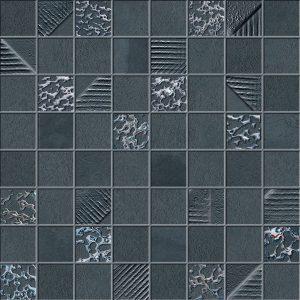 Mosaico Cromat-One Navy 30*30 — мозаика