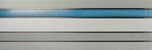 Decor Lineal Rotterdam Grey 28.5*85.5 — декор
