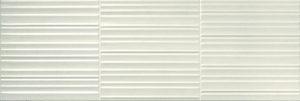 Rotterdam Relieve White 28.5*85.5 — плитка настенная