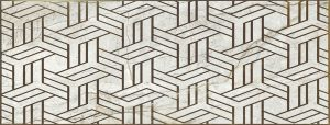 Dec Essence Ivory Grafic 44.5*118.2 — декор