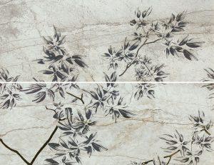 Dec Essence Autumn Ivory A (компл. 2 шт.) 89*118.2 — декор