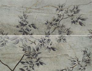 Dec Essence Autumn Grey A (компл. 2 шт.) 89*118.2 — декор